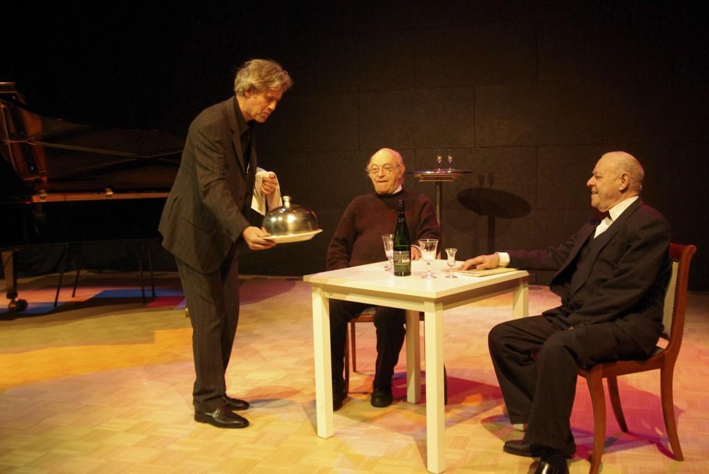 Muziektheatervoorstelling Bach en Handel foto 3