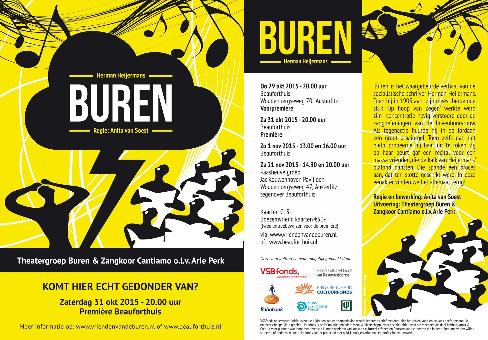 Flyer Buren