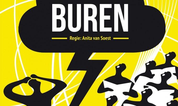 Herman Heijermans - 'Buren'