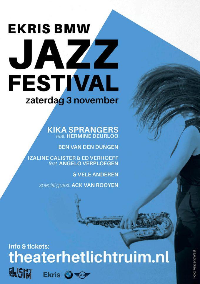 Ekris BMW Jazzfestival in Het LichtRuim