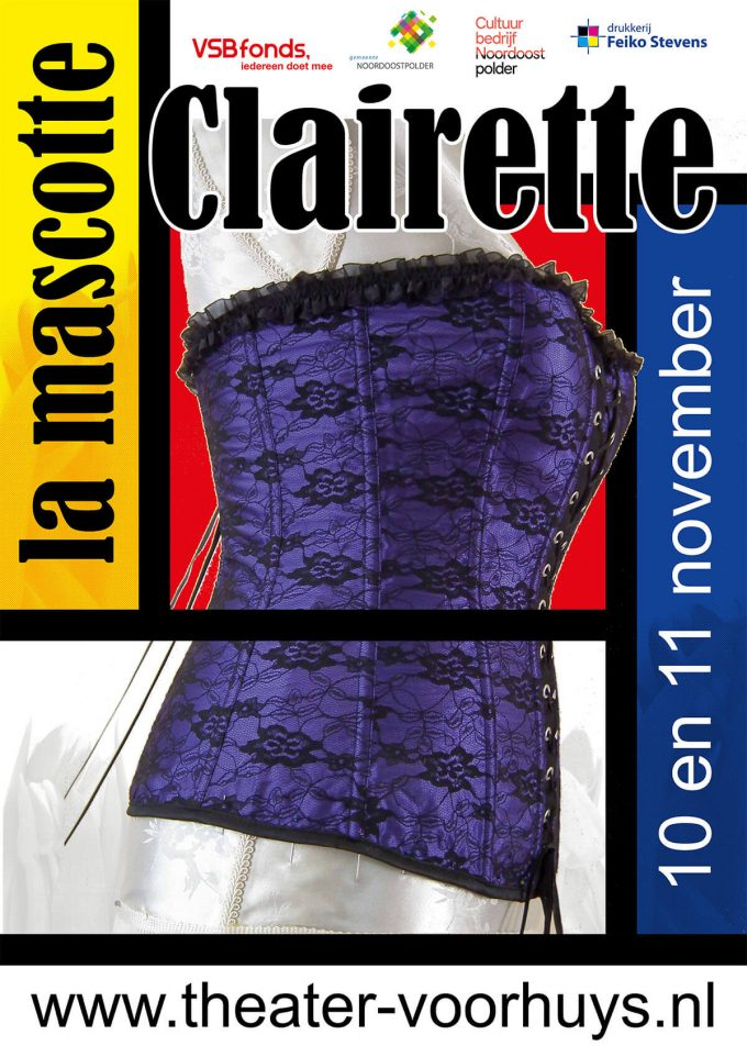 La Mascotte opera comique Clairette